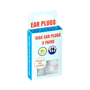 ECONO-Wax-Ear-Plugs